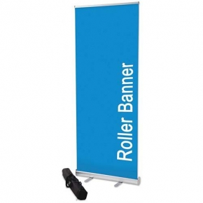 Roll-up baner 85x200cm