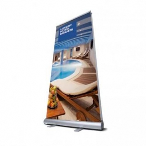 roll up werbebanner 85x200cm